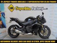 2013 13 HONDA CBR600F 600CC 0% DEPOSIT FINANCE AVAILABLE