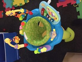 Spring and learn activity seat