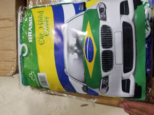 Brazil hood covers and more