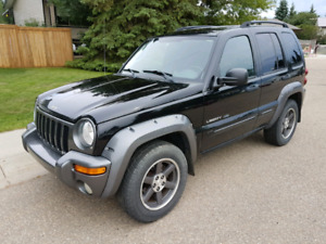 Jeep Liberty  Rocky Mountain Edition