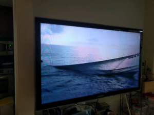 Samsung Smart TV and LG Blu-ray