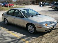 2002 Saturn Sedan