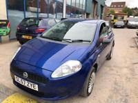Fiat Grande Punto 1.2 Active 3 DOOR - 2007 57-REG - 7 MONTHS MOT