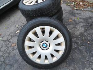 16' BMW hub caps