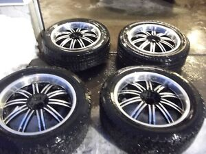 20 INCH RIMS WITH TIRES!!!