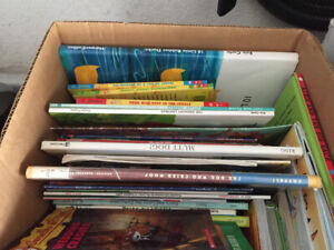 A lot of Children's books
