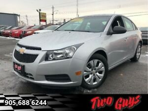 2014 Chevrolet Cruze 1LS  - Air - Power Locks