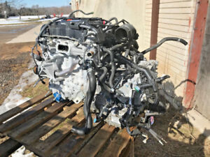 2016 HONDA CIVIC 2.0L ENGINE WITH 20,000 KMS