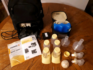 Medela In Style Advanced Double Breast Pump
