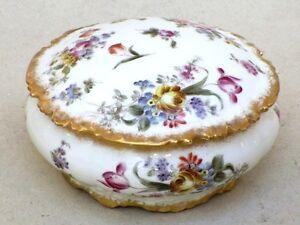 Bonbonniere porcelaine de annonces d 39 achats et de ventes - Decoration conseil limoges ...