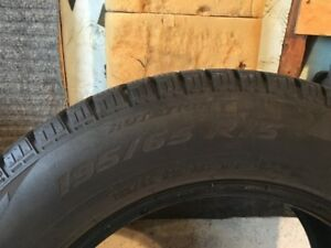 Winter Tires Pirelli Ice Zero P195/65/R15