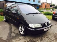 VW SHARRAN 1.9 TDI, 7 SEATER, 12 MONTHS MOT