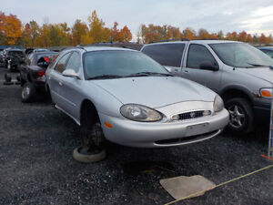 1999 Mercury Sable Now Available At Kenny U-Pull Cornwall Cornwall Ontario image 1