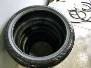 Low profile summer tires