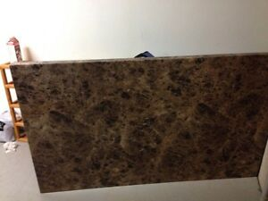 Marble table 5 feet long by 3 feet wide  Peterborough Peterborough Area image 1