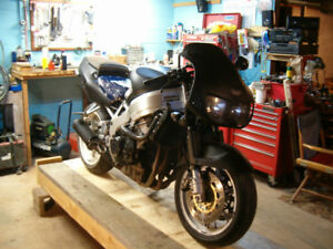 "1996 Honda CBR 919 RR ""Fireblade"" 4 Sale or Trade"