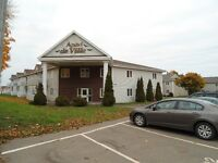 1 & 2 Bedroom apartment located in 436 Main Street Shediac