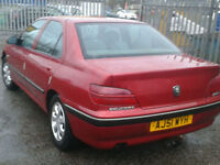 2001 Peugeot 406 2.0 DIESEL ( NOW BEST OFFERS TO CLEAR )
