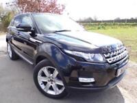 2012 Land Rover Range Rover Evoque 2.2 SD4 Prestige 5dr Auto [Lux Pack] Merid...