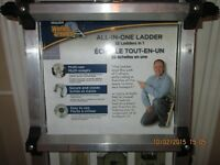 ALL IN ONE LADDER REDUCED PRICE