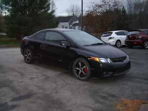 2008 Honda Civic DX Coupe (2 door)