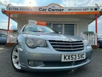 2003 Chrysler Crossfire V6 used cars Auto Coupe Petrol Automatic