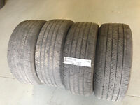 235/50R/18 2 Used Michelin Pilot HX MXM4 @ Auto Trax City of Toronto Toronto (GTA) Preview