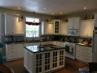 KITCHEN CABINET * PAINTING * REFINISHING PROFESSIONAL * PAINTERS