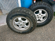 Off-road trailer wheels Ormeau Hills Gold Coast North Preview