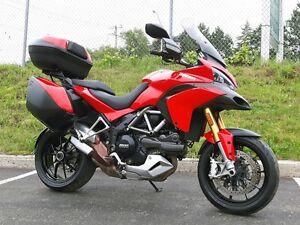 2011 Ducati Multistrada 1200 S Touring Edition