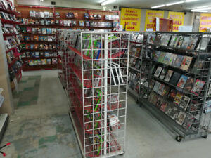 1000's of DVD's for sale!