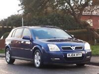 Vauxhall/Opel Signum 2.0DTi 16v 2004MY Elegance