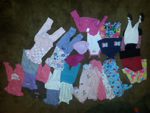 Girls newborn lot