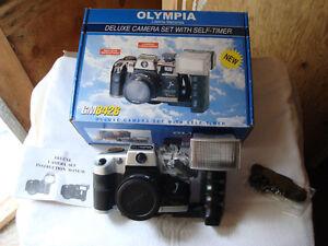 Caméra neuve Olympia 35 mm