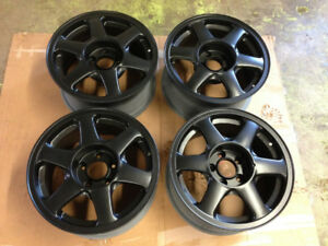"16"" AVS Model 6 Wheels JDM Yokohama Wheel Co."