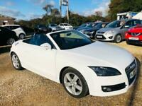 2009 Audi TT 2.0T FSI 2dr Convertible Petrol Manual