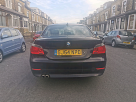 Bmw 525D Automatic Leathers fully loaded cheap car@£1450