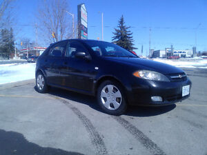 2007 Chevrolet Optra LT5 Hatchback Etested/Certified $3700