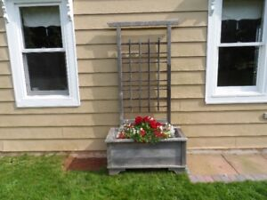 Planter for deck