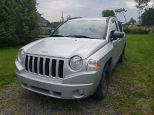 2010 Jeep Compass Édition North VUS