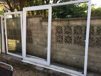 UPVC sliding door used for sale