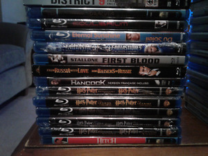 Blu ray DVDS BNWT