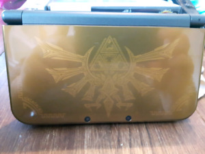 New 3ds xl hyrule edition anf games