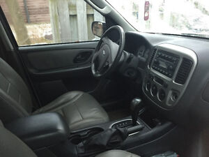 2005 Ford Escape SUV, Crossover Kitchener / Waterloo Kitchener Area image 5