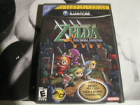 Zelda Four Swords Adventure Gamecube