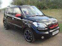 Kia Soul 1.6CRDi Burner 69k,1 owner, full history, immaculate condition.retro