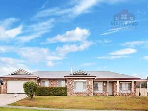 5 Bedrooms plus a Study Rutherford Maitland Area Preview