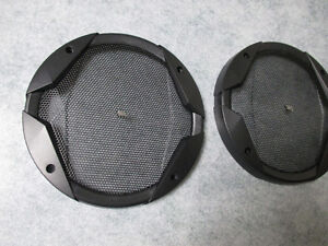 """Two Cover Grills from 6.5"""" JBL speakers"""