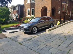 AUDI Q7 S-LINE 3.0 ONE OWNER!