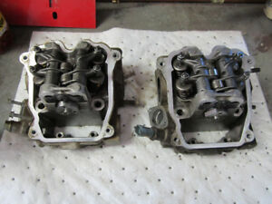 2012 Can Am outlander 1000 engine cylinder heads low km